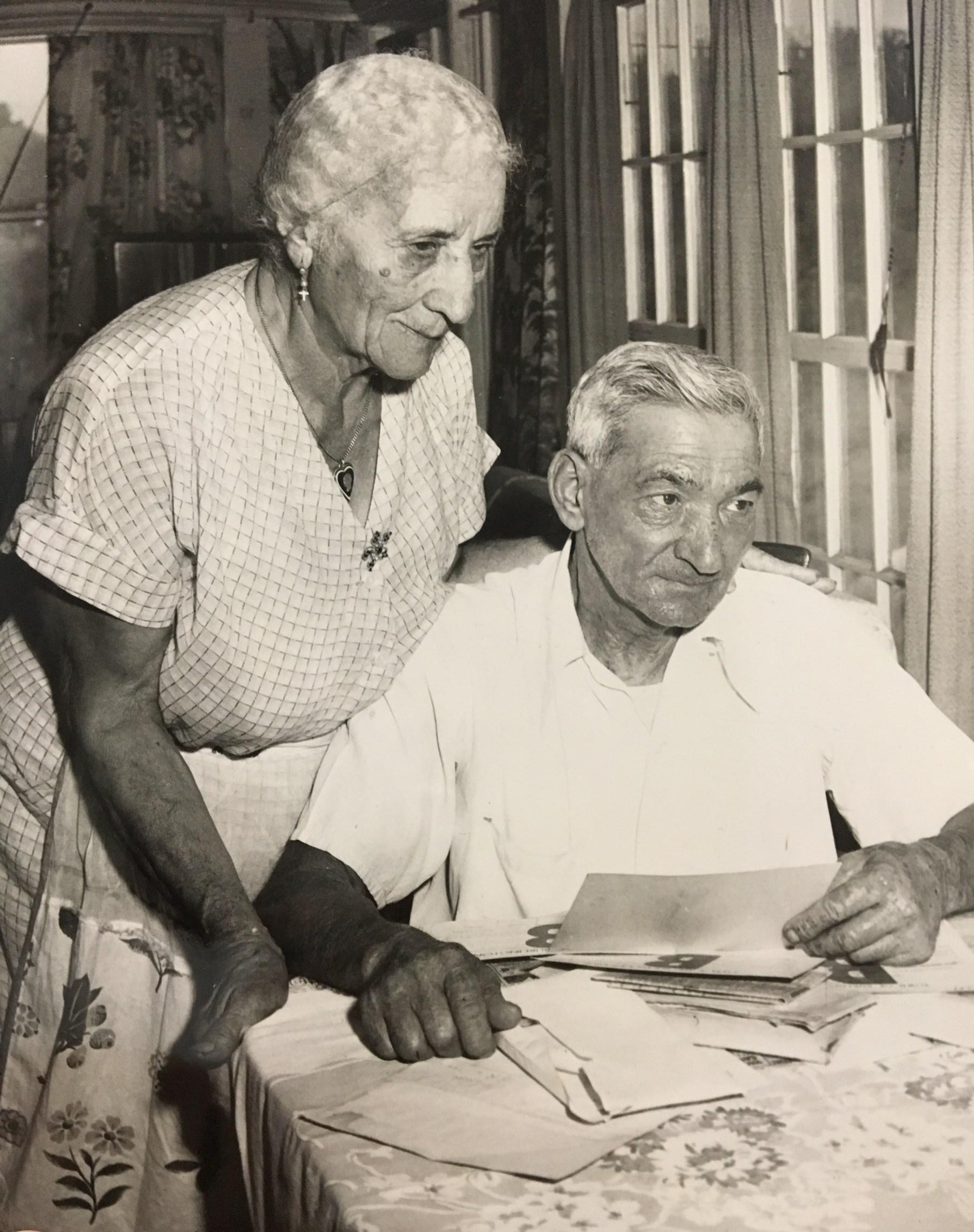 Stylianos and Lena Rahanis
