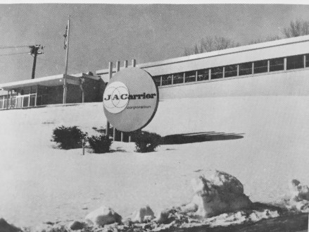 JA Carrier Corporation Burlington MA