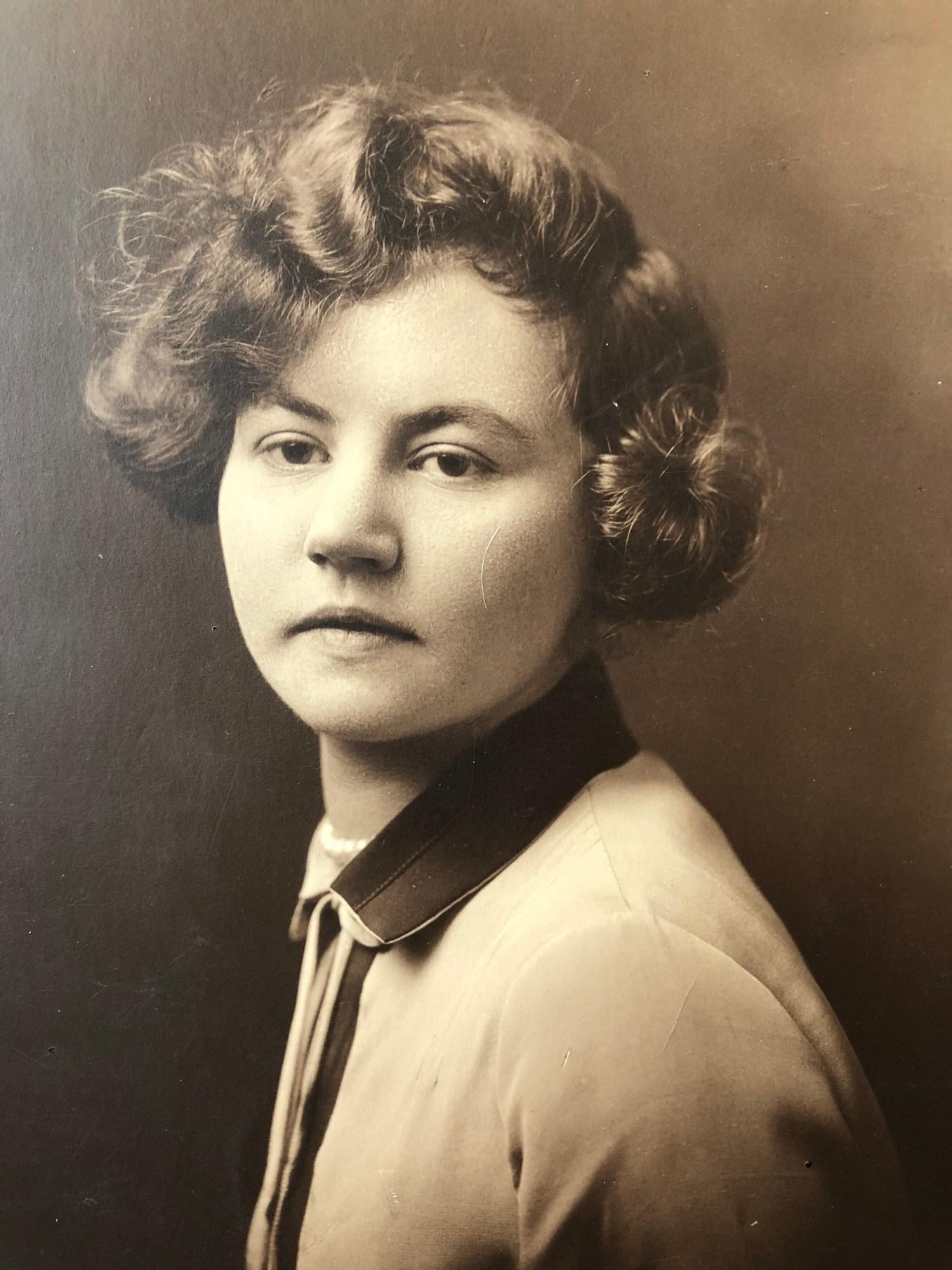 Inez Olson face