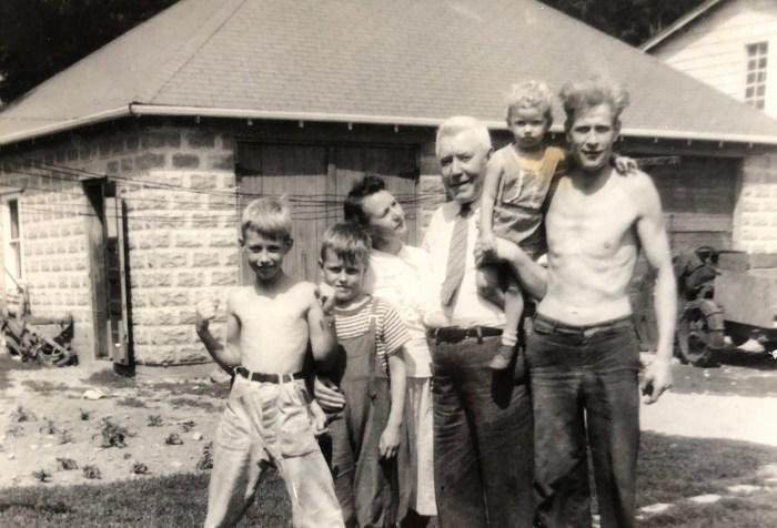 Olson Family, 112 Wilmington Road, Burlington, MA