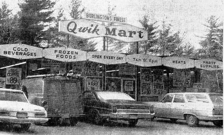Quik Mart, Burlington, MA