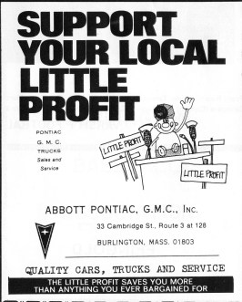 Abbott Pontiac GMC, Burlington MA