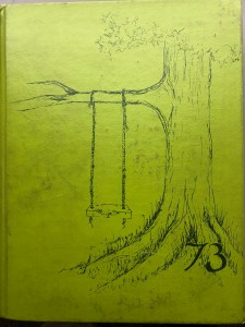 Burlington High School Burlington MA 1973 yearbook