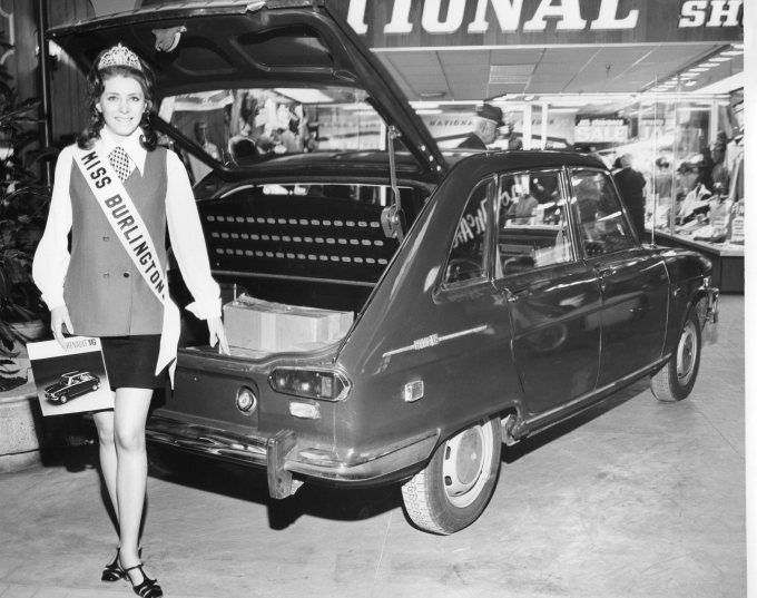 Miss Burlington Renault 16