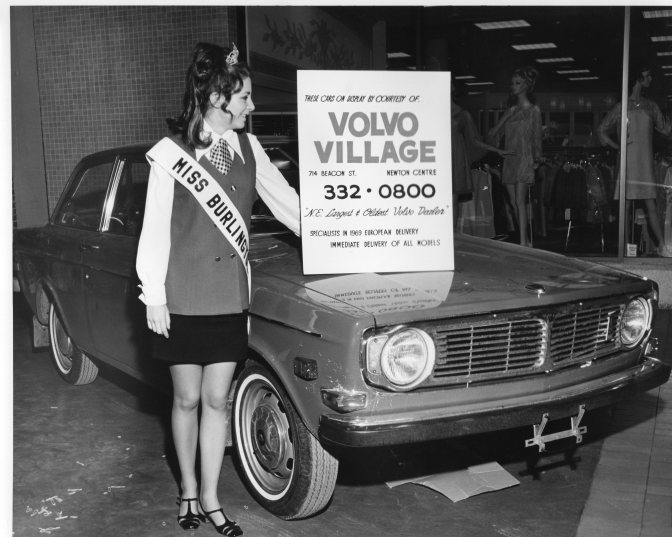 Miss Burlington Volvo Village