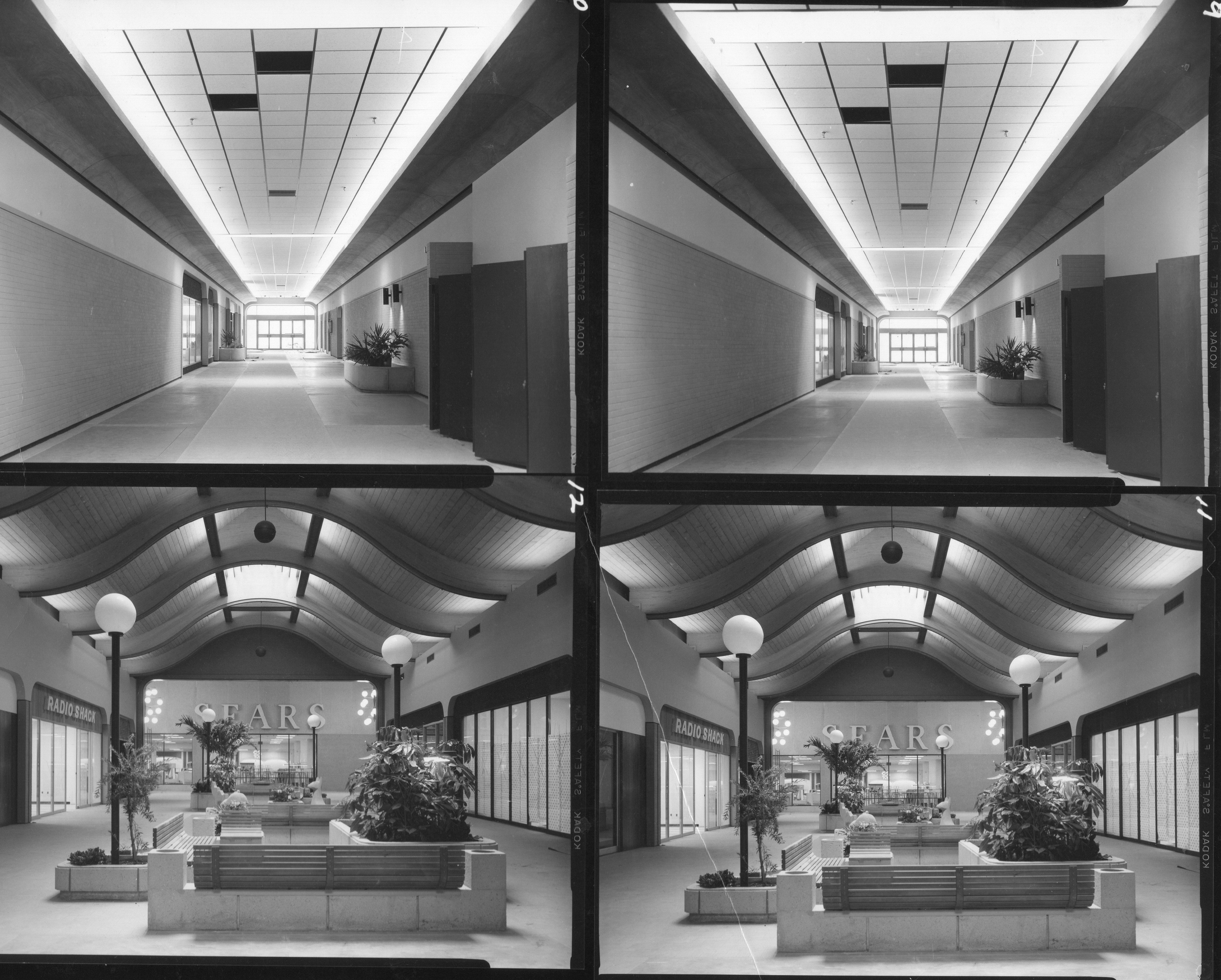 Sears grand opening Burlington, MA