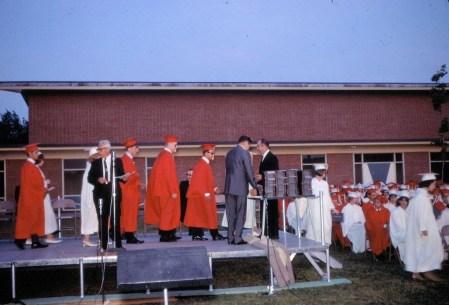 BHS graduation 1967 5