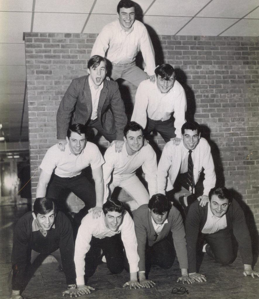 Class of 68 Burlington MA High School