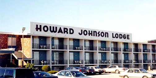 Howard Johnson Motor Lodge Burlington MA 4