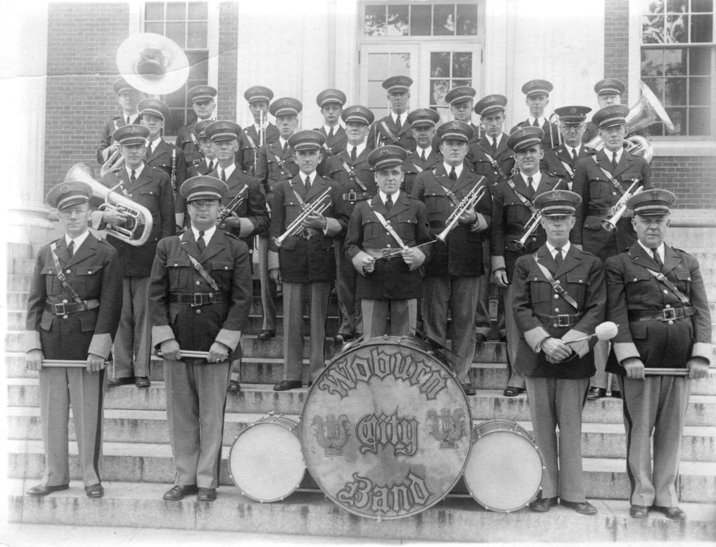 Woburn City Band