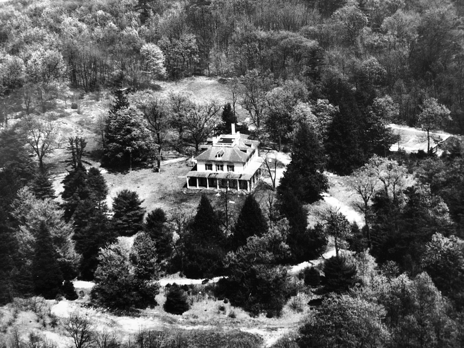 Frothingham mansion, now 3 Theresa Ave., built in 1853. Photo credit: Dayle Caterino