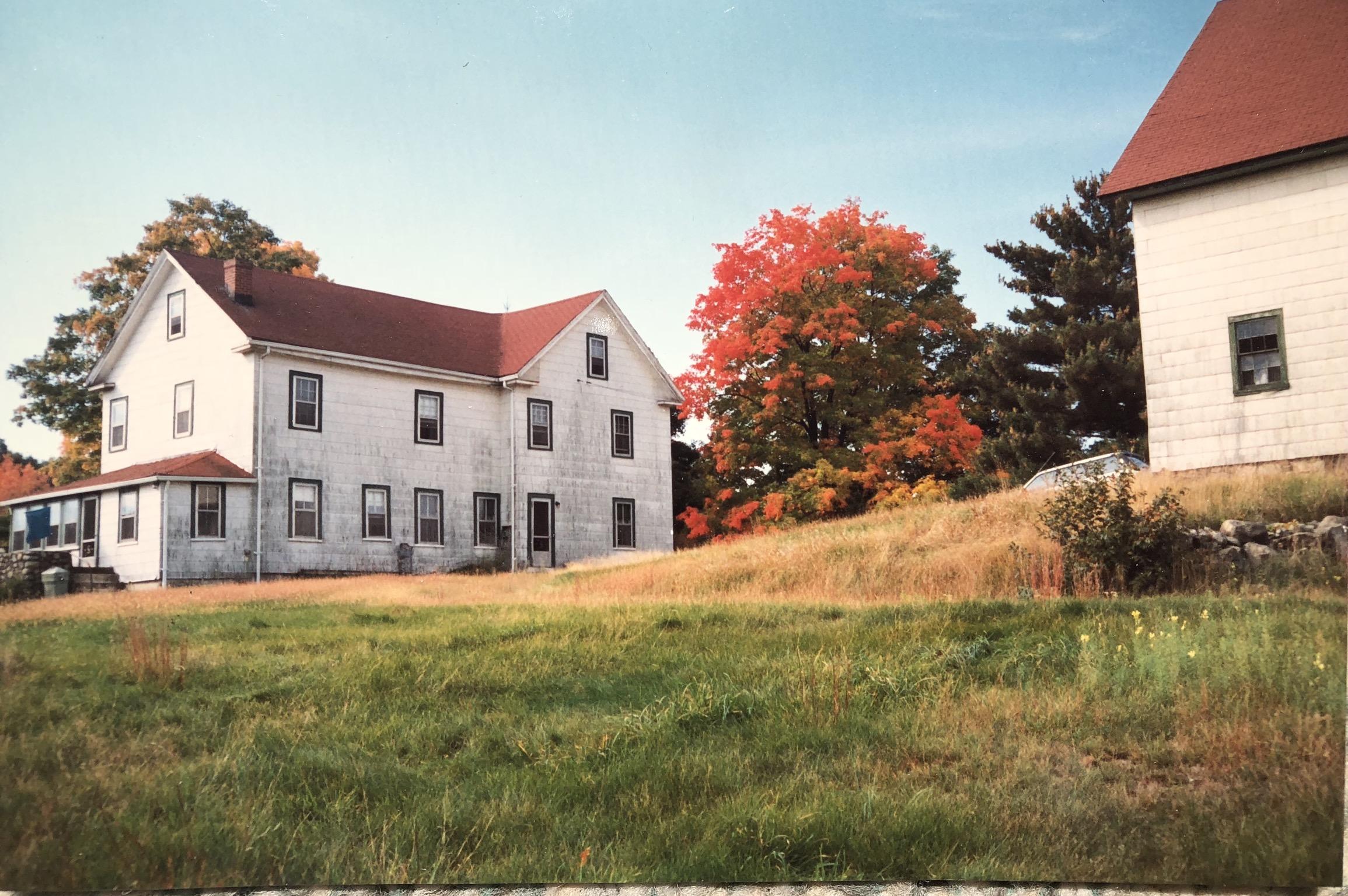 Seminatore household, 82 Bedford Street, Burlington, MA