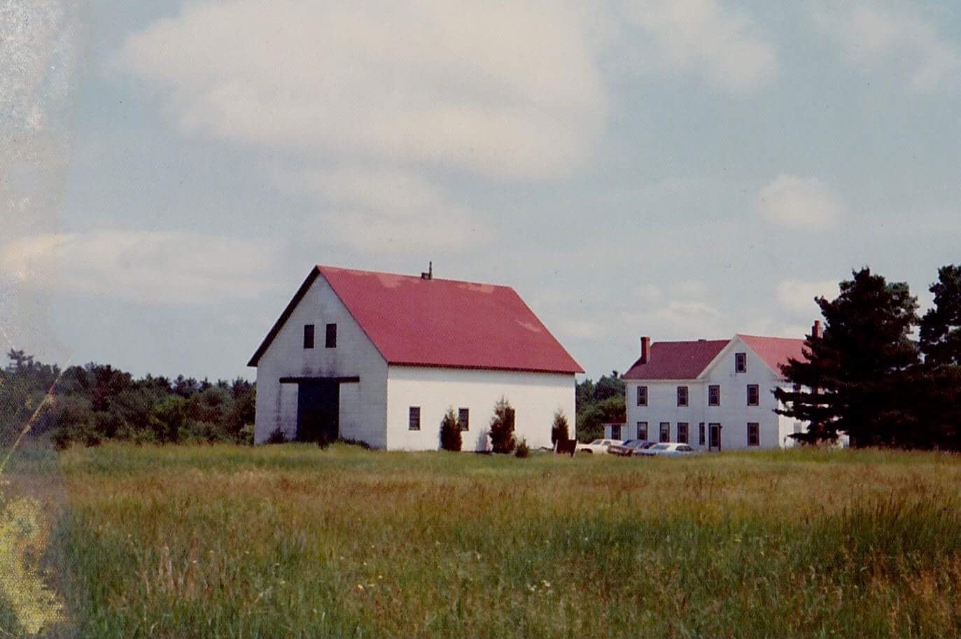 Seminatore property c. 1970. Photo credit: Susan Salvato Alfano