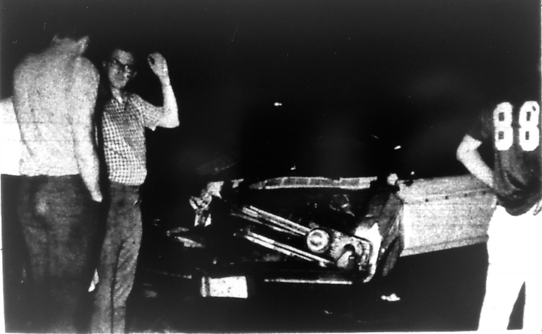 Linda Floyd accident scene