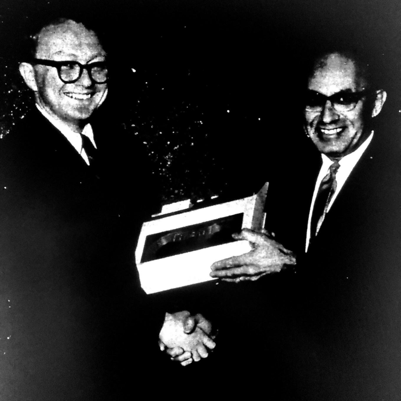 RCA tape recorder donation to Shawsheen Tech Burlington MA
