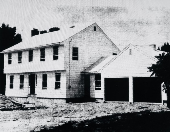 UCC parsonage under construction