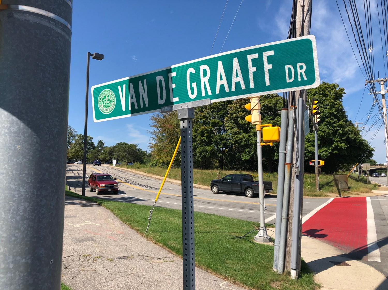 Van de Graaff Drive, Burlington MA