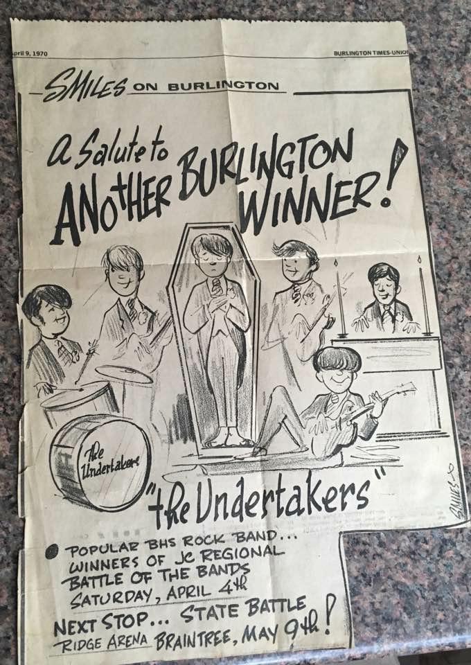 The Undertakers cartoon