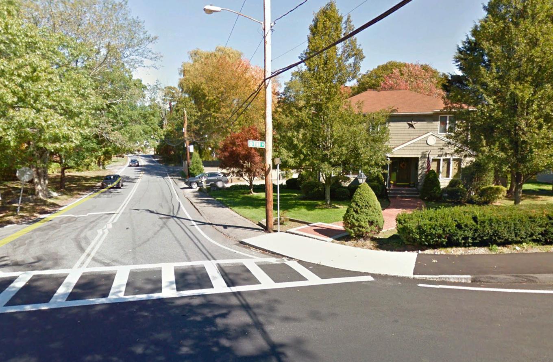 146 Winn Street, corner of Locust