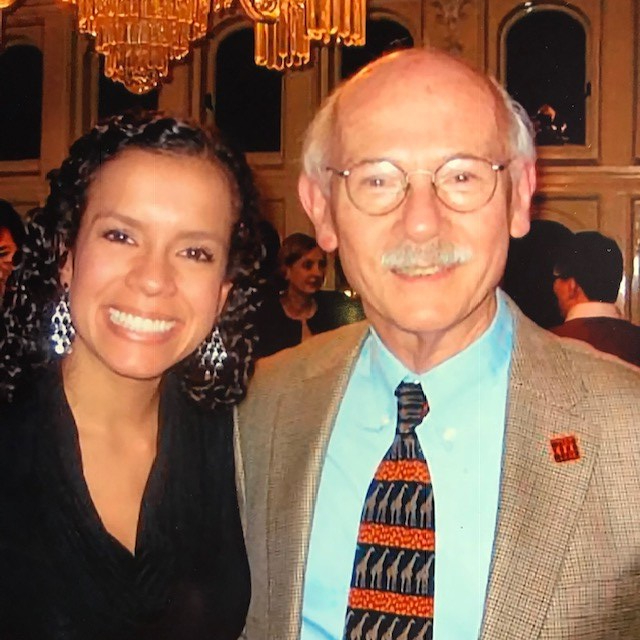 Dr. Daniela Toro and Dr. Fertman