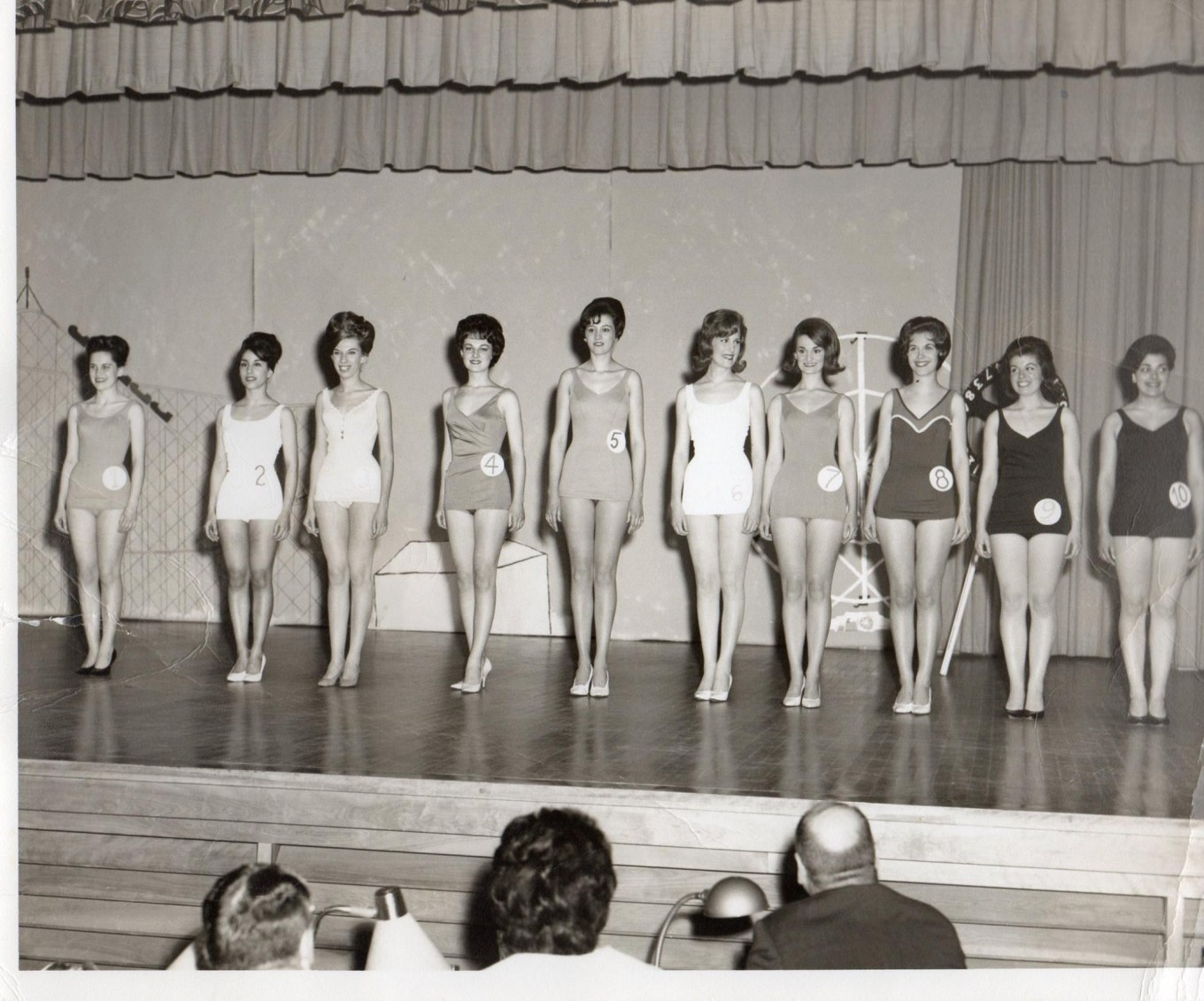 Miss Burlington pageant 1965, Burlington MA