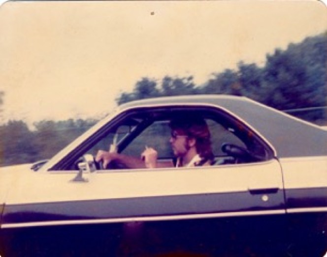 Me in my '74 El Camino