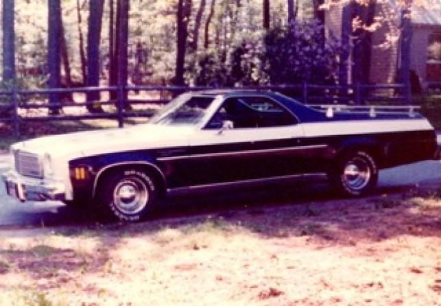 '74 El Camino Burlington MA