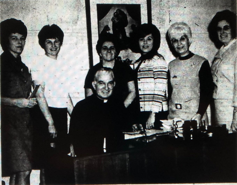 St. Malachy's dance committee, Burlington MA