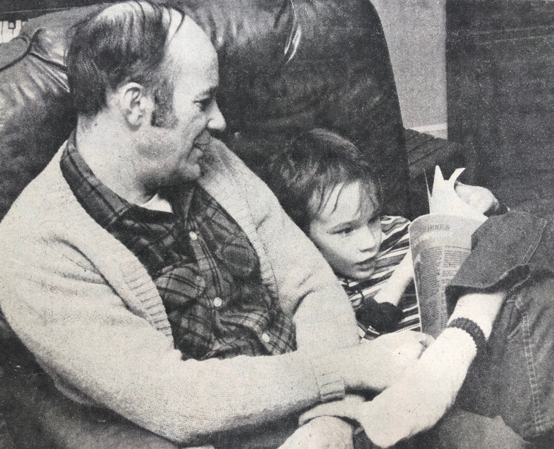 Albert and Alan Beck