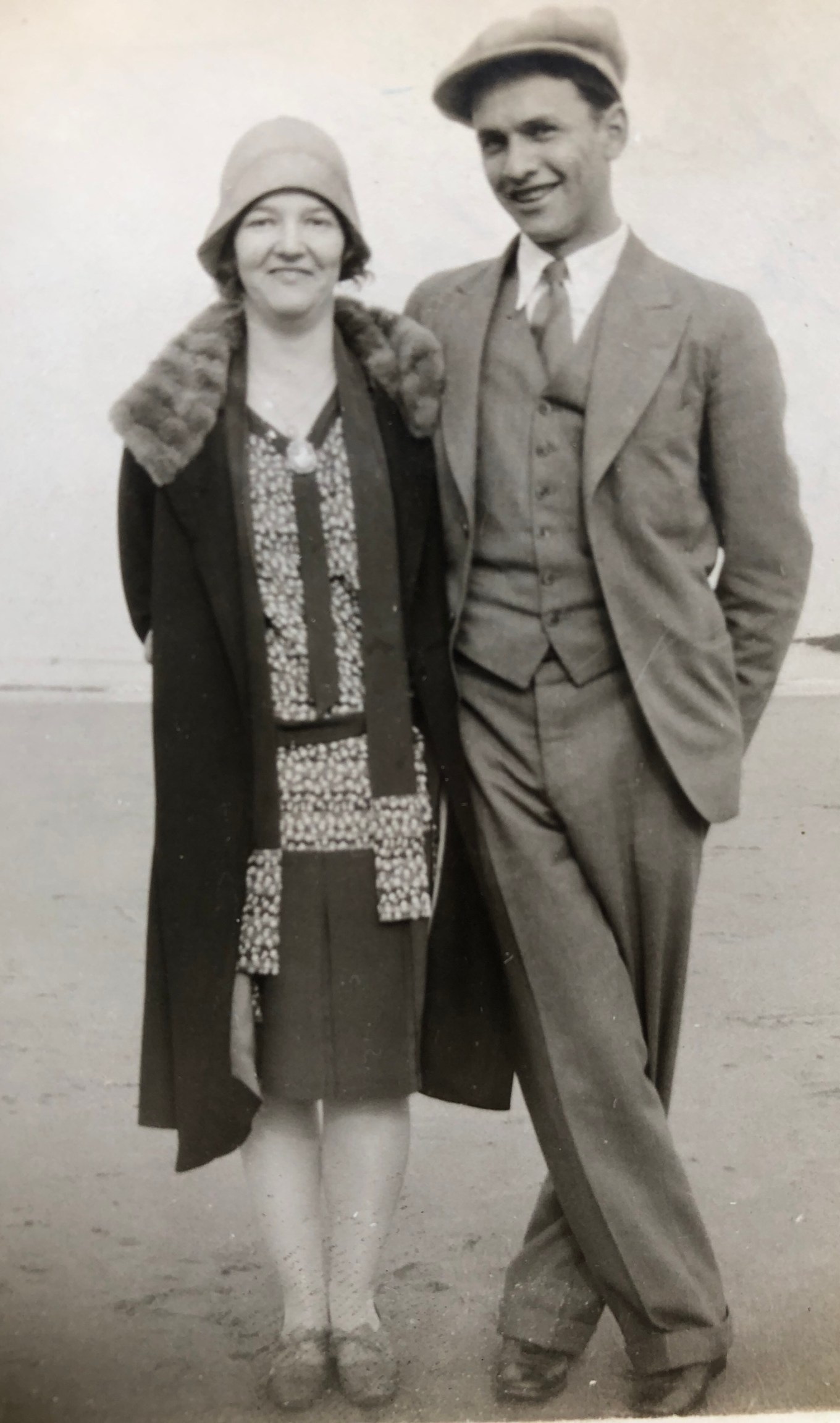 Alice Bustead Carpenter and Robert Carpenter