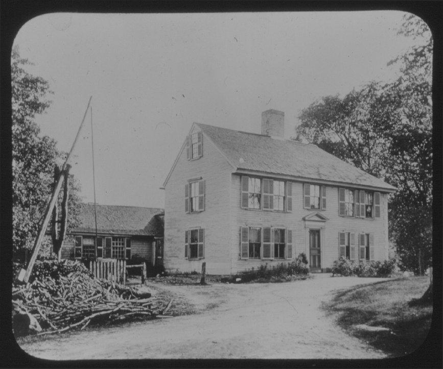 Sewall House off Lexington Street
