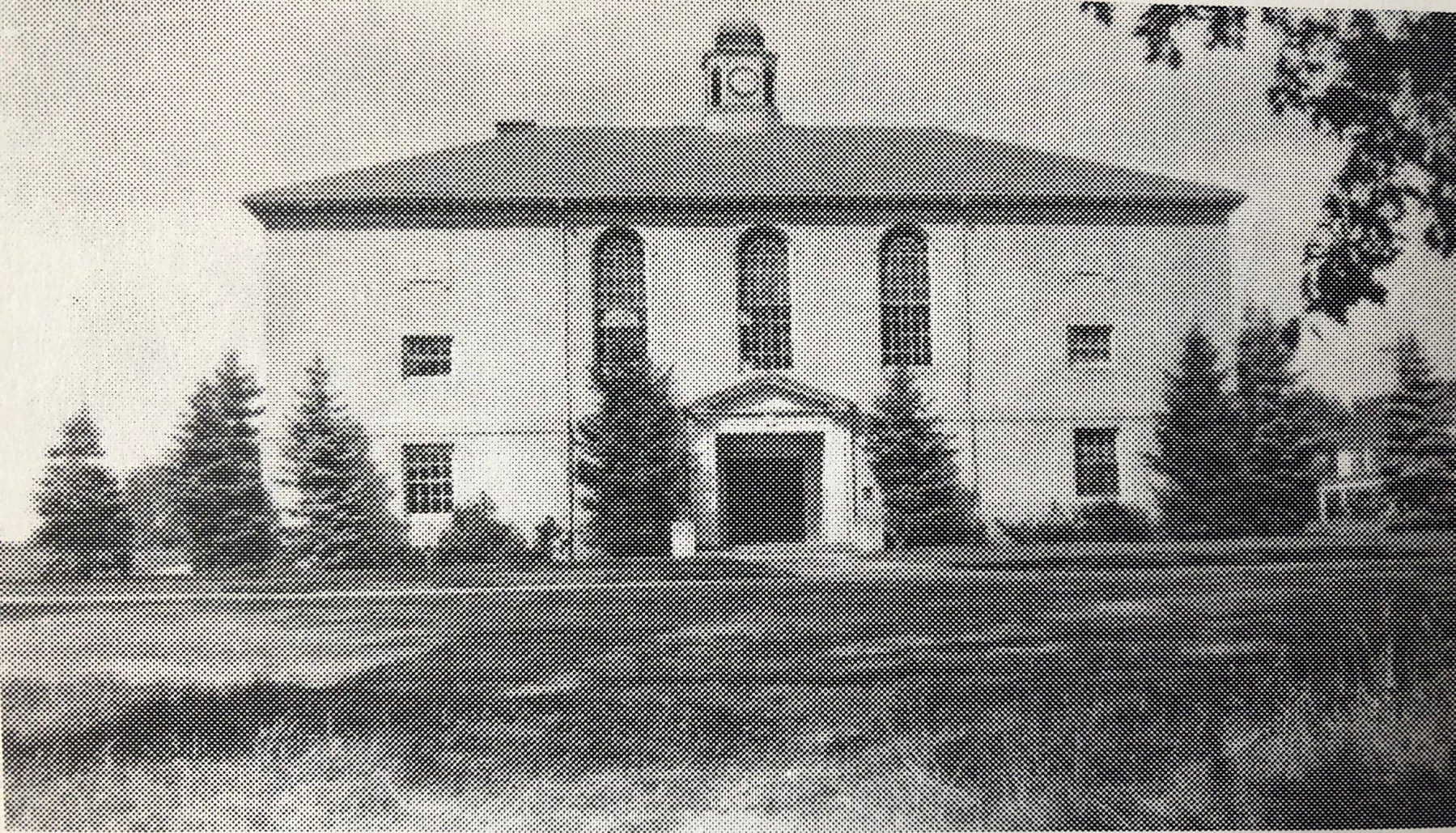 Town Hall on Center Street, 1915-1969