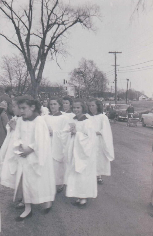 St. Margaret's procession 3, Burlington MA