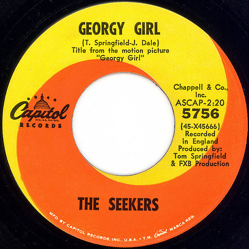 Georgy Girl 45