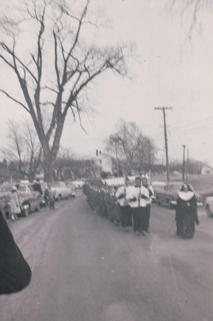 St. Margaret's procession 2, Burlington MA
