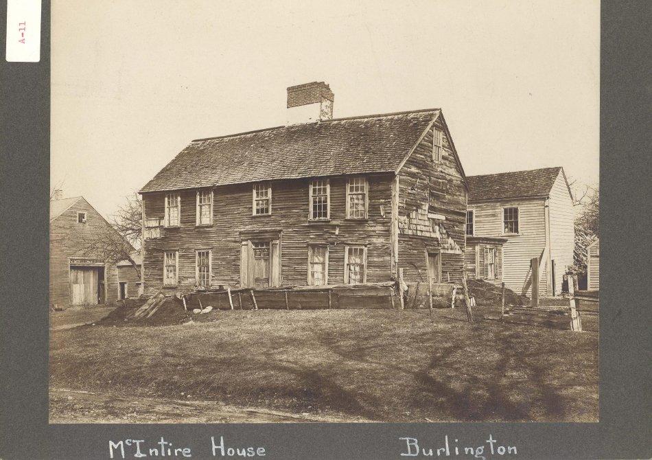 McIntire House Burlington MA