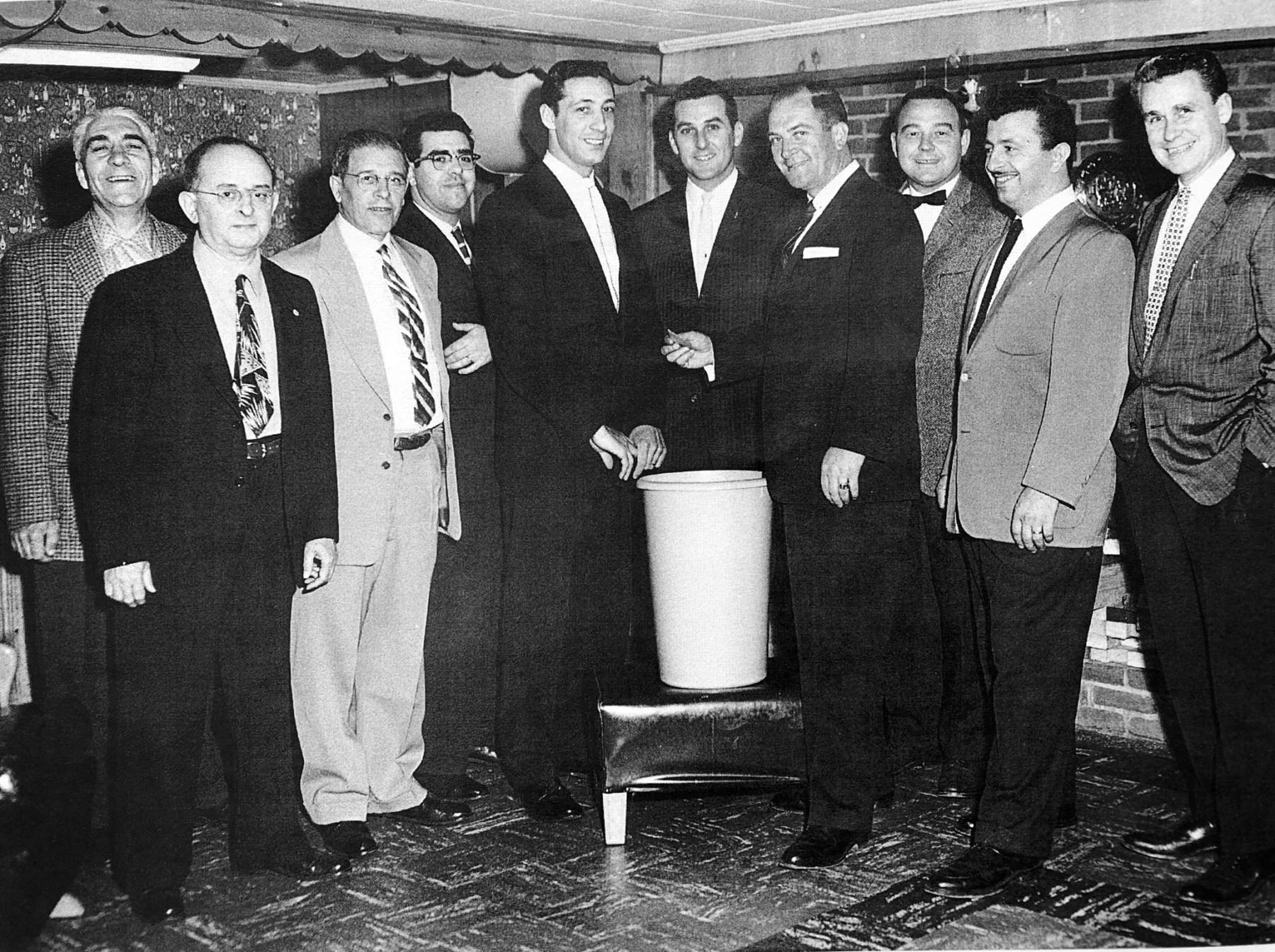 Barber Association 1960