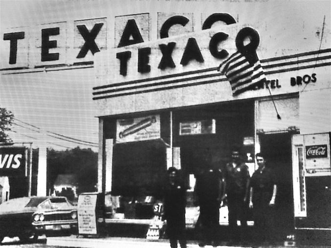 Burlington Texaco, 161 Bedford Street