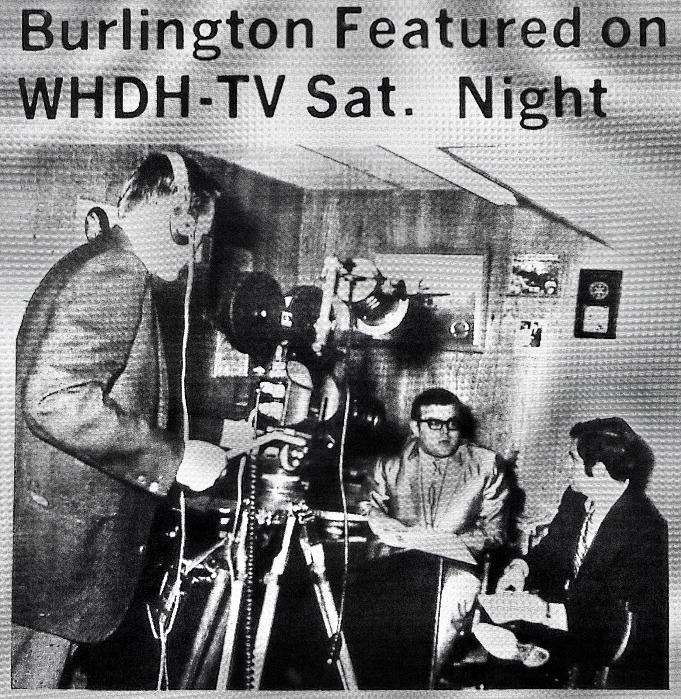 WHDH Burlington feature, Burlington MA
