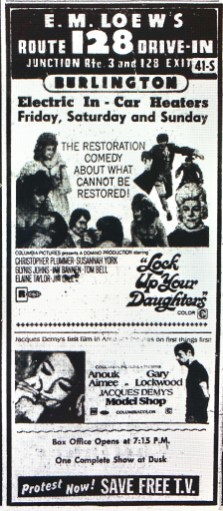 128 Drive-In Lock Up Your Daughters