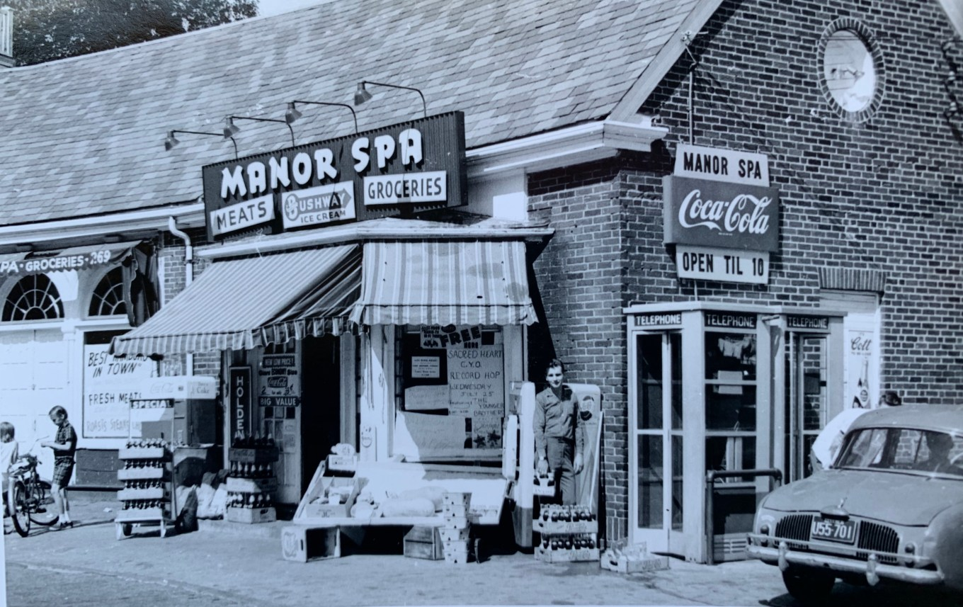 Manor Spa early 1960s