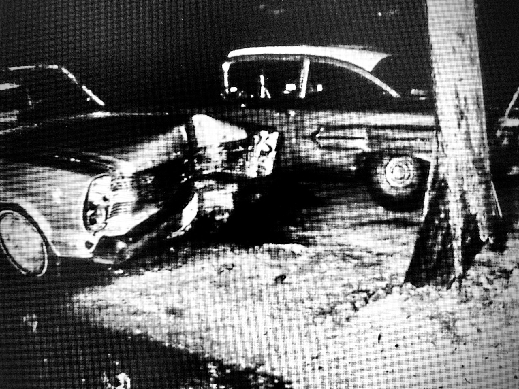 Mountain Road accident, Burlington MA