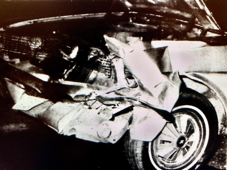 Turnpike accident Burlington MA