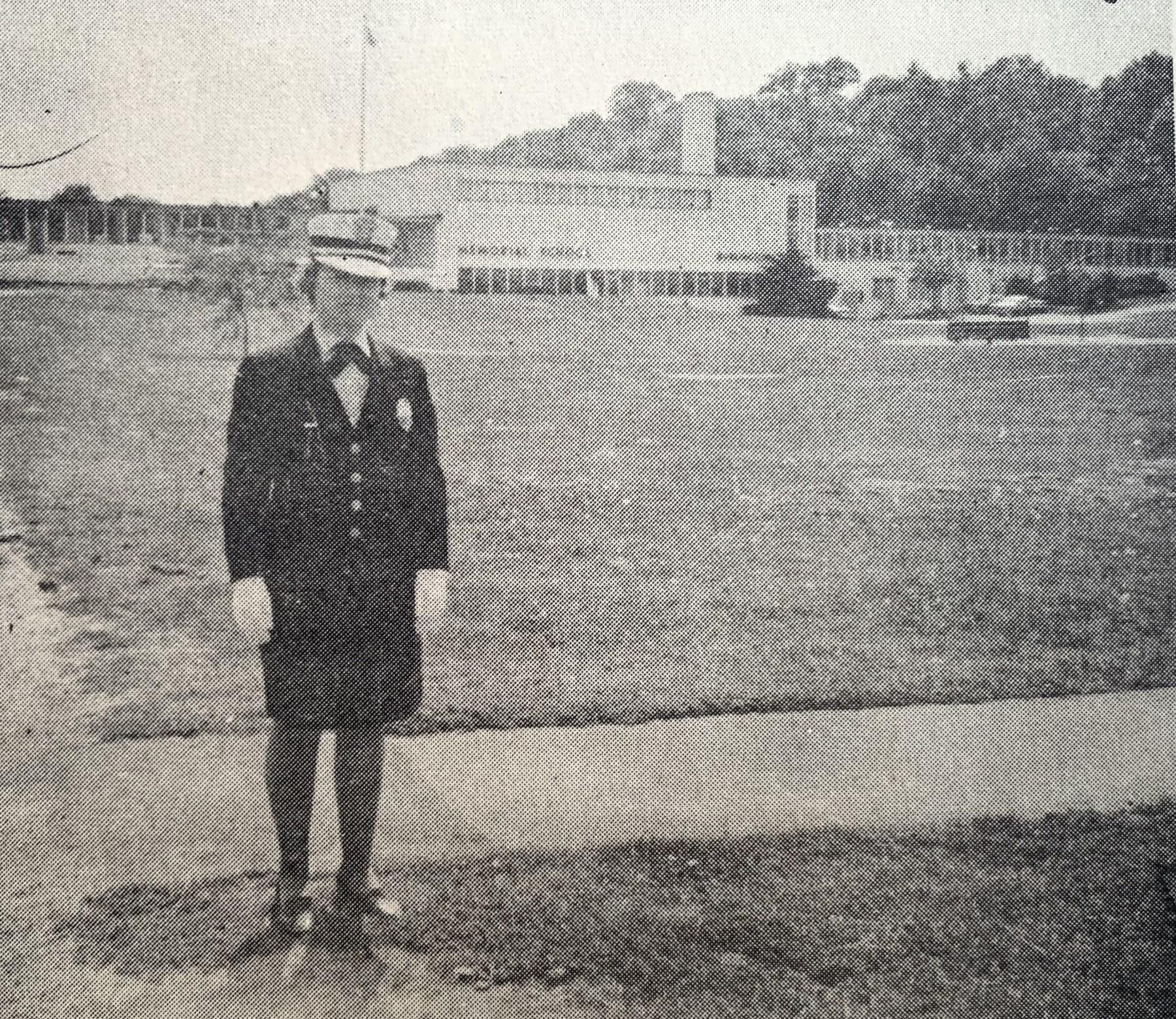 Patricia Ornell, alternate at Center School Burlington MA