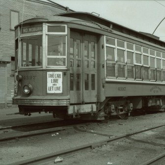 Woburn trolley