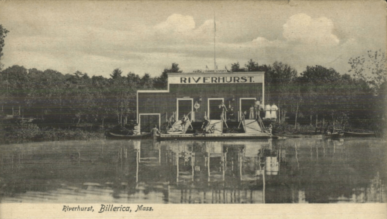 Riverhurst, Billerica 1905