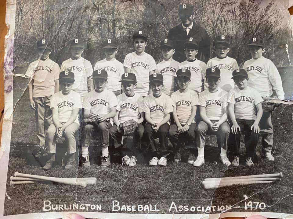 Burlington Baseball Association 1970, Burlington MA