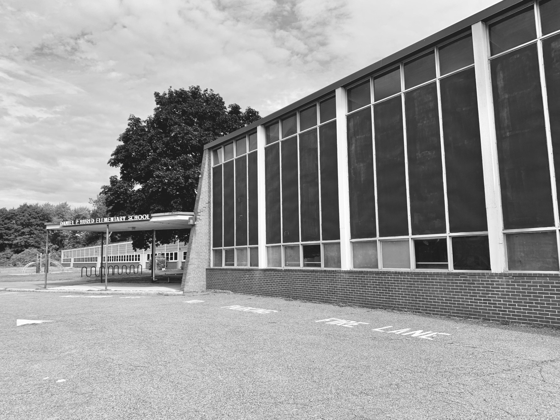 Daniel P. Hurld Elementary School 4 Woburn MA