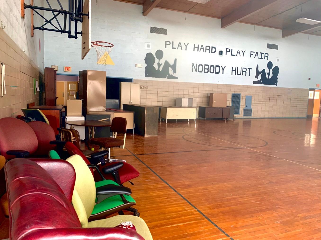 Daniel P. Hurld Elementary School 6 Woburn MA