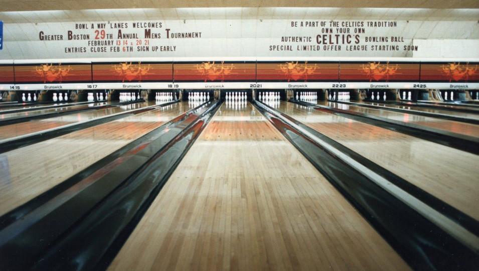 Bowl-A-Way Lanes Burlington MA